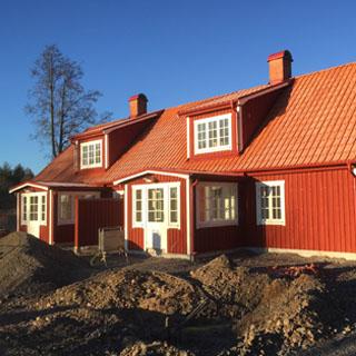 Rössjöholm Parhus