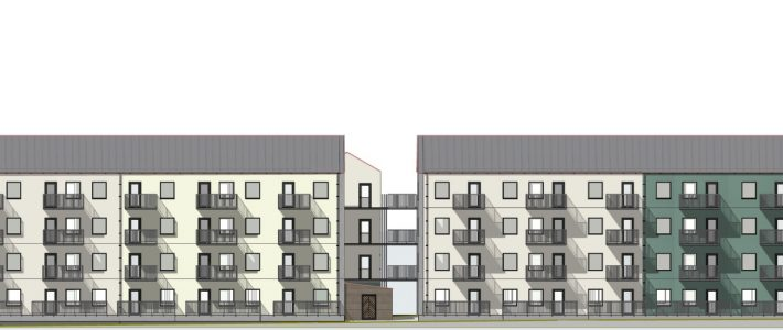 40 lägenheter i Perstorp