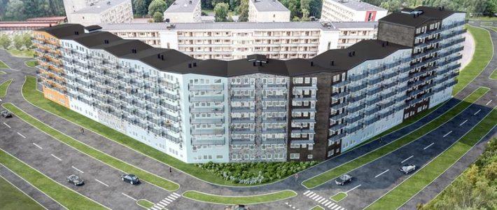 192 lägenheter i Göteborg med parkeringsgarage